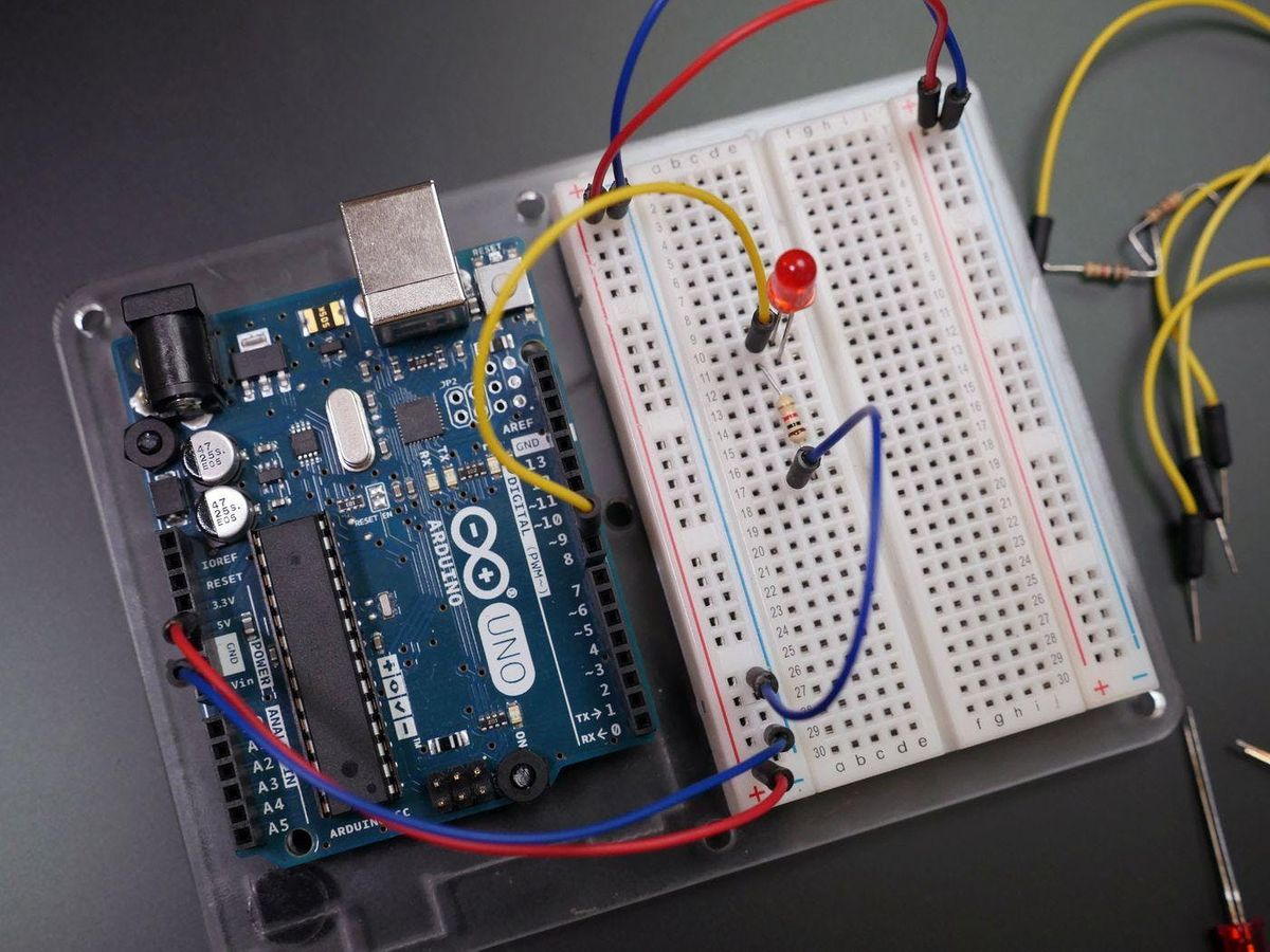Intro to Arduino Sensors and InputOutput