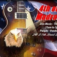 Madras 4th of July Parade &amp Concert with the Bad Cats