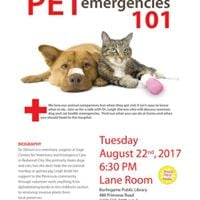 Pet Emergencies 101