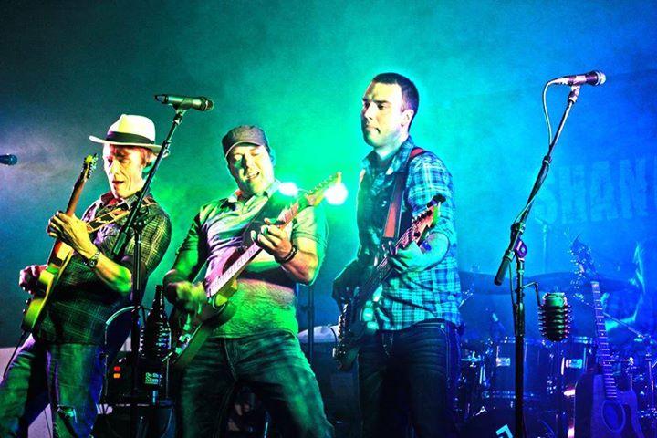 Shane Martin Band at Rollies