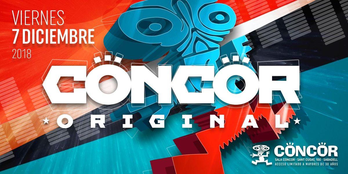 CONCOR ORIGINAL