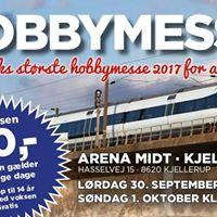 Hobbymesse i Arena Midt