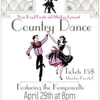 Country Dance Spring Fling at Marlwood
