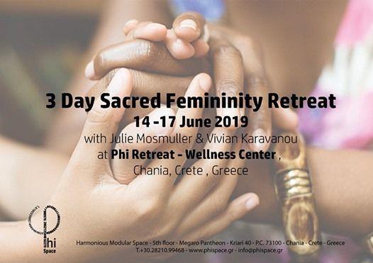 3-Day Sacred Femininity Retreat