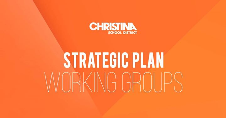 Strategic Plan Special Education Working Group Meeting