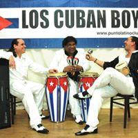 AfterWorkParty mit den Los Cuban Boys