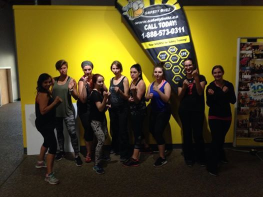 Womens Self Defense Course