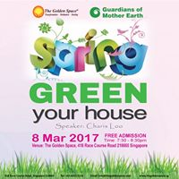 SpringGREEN your house