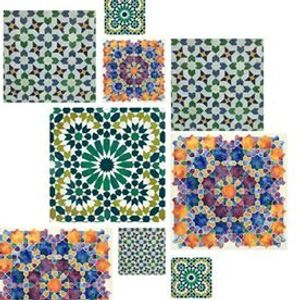 Moroccan Mosaic Painting Workshop