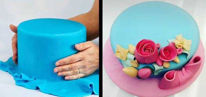 Cake Decoration Workshop with Rita Kazezian