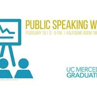 GradSLAM Effective Presentations Workshop with Merced Playhouse