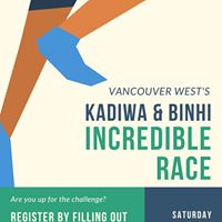 Vancouver Wests Incredible Race