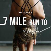Freedom Run presents 7 MILE  Yoga