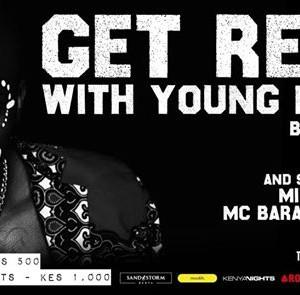 Get Real w YOUNG PARIS