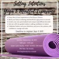 Yoga and Mindfulness Experience
