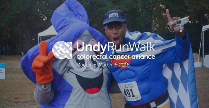 2018 Macon Undy RunWalk