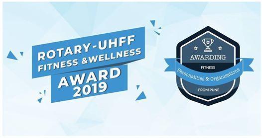 Rotary-UHFF Fitness & Wellness Award 2019