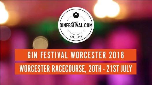 Gin Festival Worcester 2018