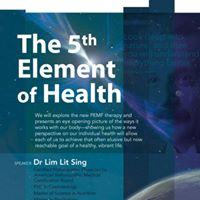 The 5th Element of Health Seminar-Exploring new PEMF therapy