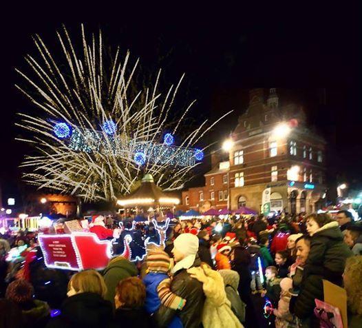 Parade of Light Market