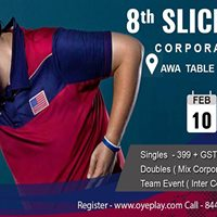 8th Slice and Dice Corporate Table Tennis Tournament