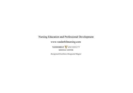 2018 Emergency/Flight/Transport Nursing Certification Review Course ...