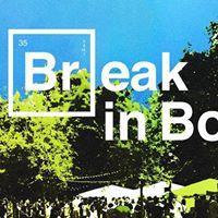 Break In Bo Giardino di Villa Cassarini