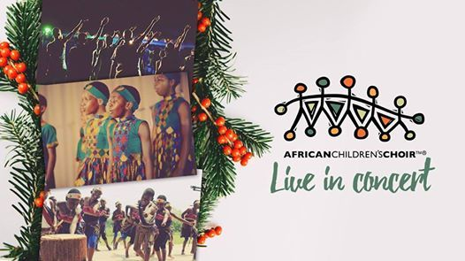 The African Childrens Choir in Concert