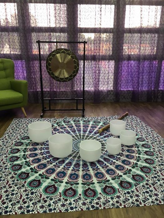 Sound therapy & Healing Meditation