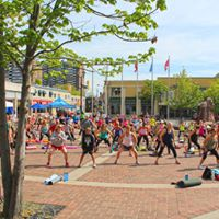 Fit in the Core - Yoga Movement with Four Forty Fitness