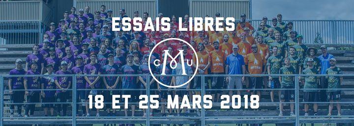 Essais Libres 2018 du CLUB M