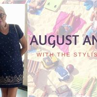 August Antics with the Stylish Woman