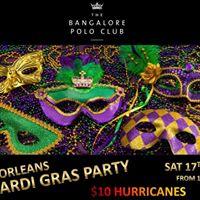 BPC Mardi Gras Party