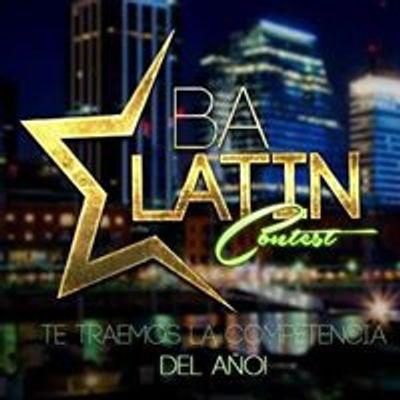 BA Latin Contest
