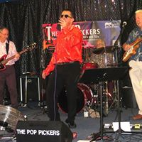 The Pop Pickers at the Park Gate Royal British Legion