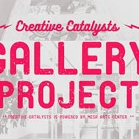 CC Gallery Project - July Show Opening