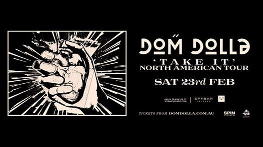 Dom Dolla Take It North America Tour at Spybar - 223