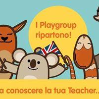 Torino e Chivasso- Workshop di presentazione Playgroup