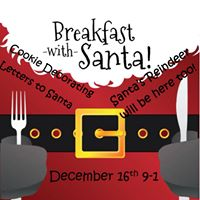 Breakfast with Santa and his Reindeer