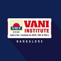 Vani Institute Bangalore