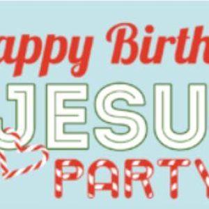 Birthday Party For Jesus At Hope Lutheran Church Fostoria Ohio