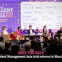 Talent Management Asia 2018 - Singapore