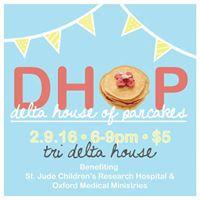 Delta House Of Pancakes (DHOP)