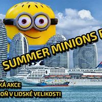 Summer Minions Party - Level Music Club