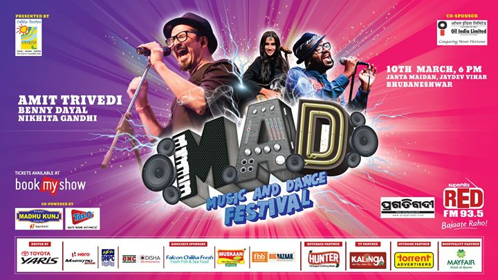 M.A.D- Music And Dance Festival