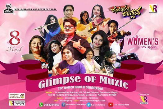 Glimse of Muzic- Kushala & Team at K R Puram Utsava2019