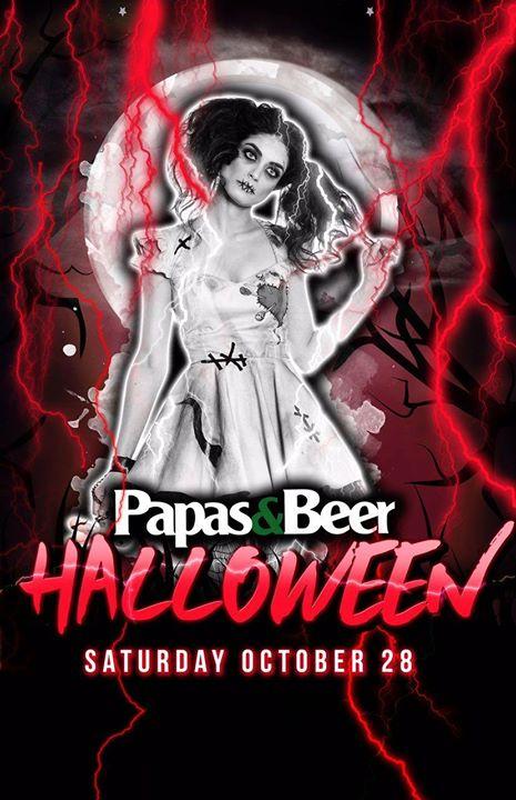 Halloween Papas&Beer