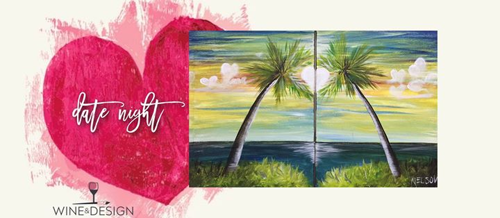 Date Night Love Palms At Wine Design Lees Summit