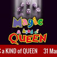 Magic a Kind of Queen