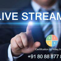 Online DiSC Certification - Live Virtual Classes